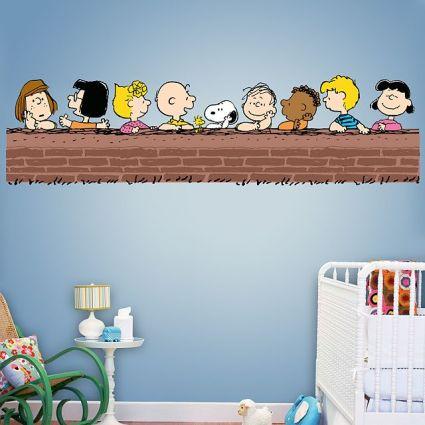 Charlie Brown Peanuts Nursery