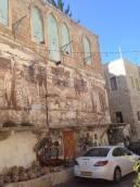 Wadi Nisnas is a historic Arab neighborhood bordering Hadar (our neighborhood).