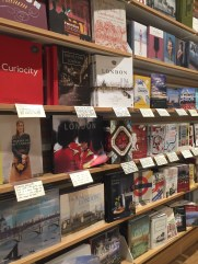 Endless Books at Waterstones, Piccadilly