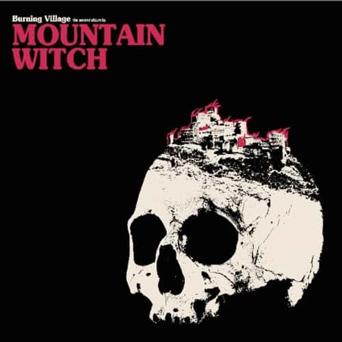 Mountain Witch Burning Cover