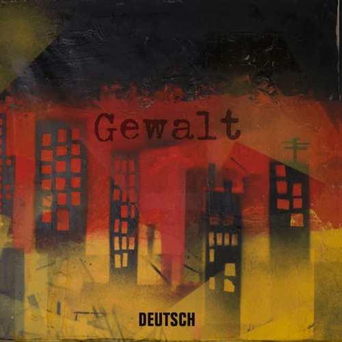 Gewalt Deustch Cover