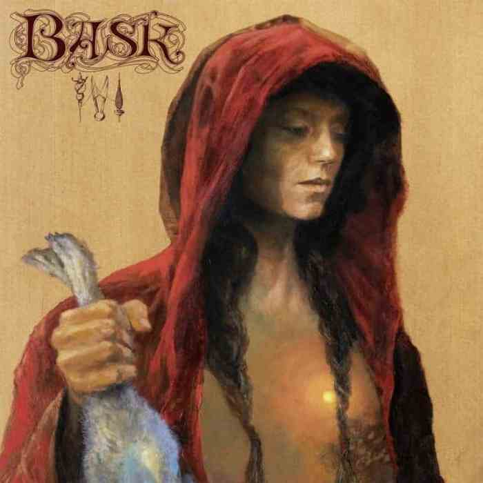 Bask III LP Cover