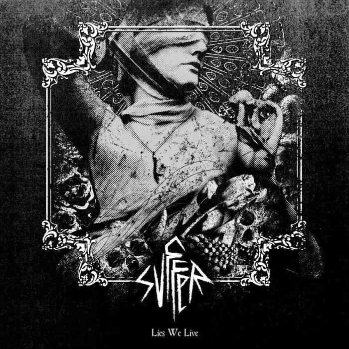 svffer lies we live Cover
