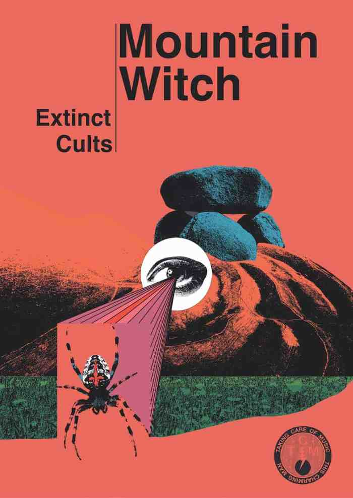 Mountain Witch Poster