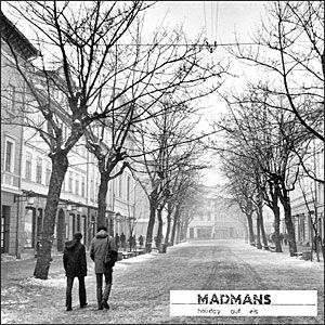 Madmans cover