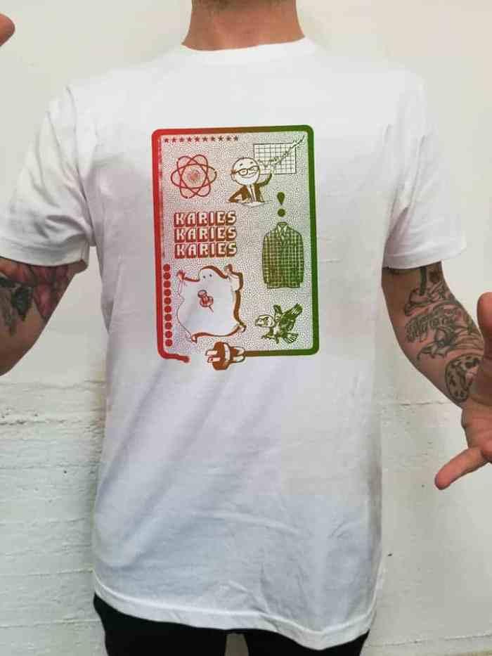 Karies - Stecker Shirt