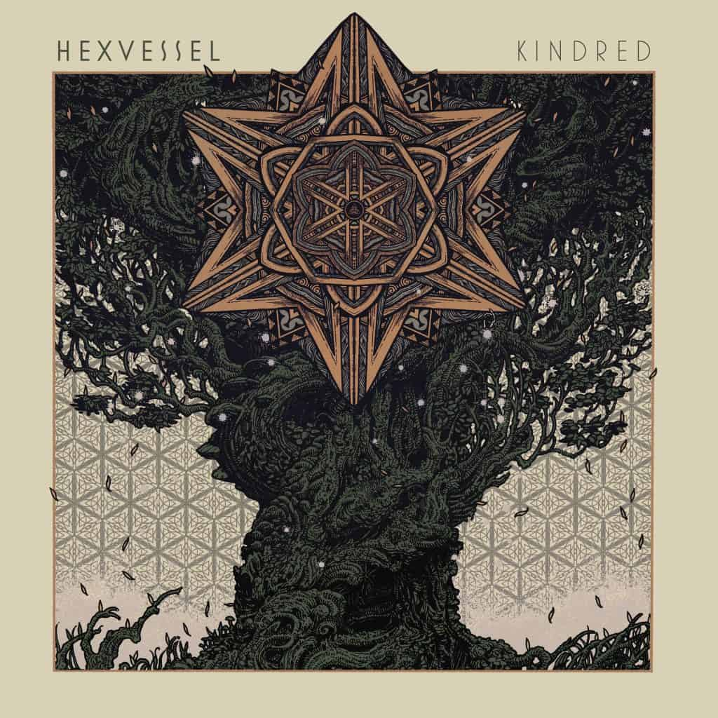 Hexvessel Kindred Cover