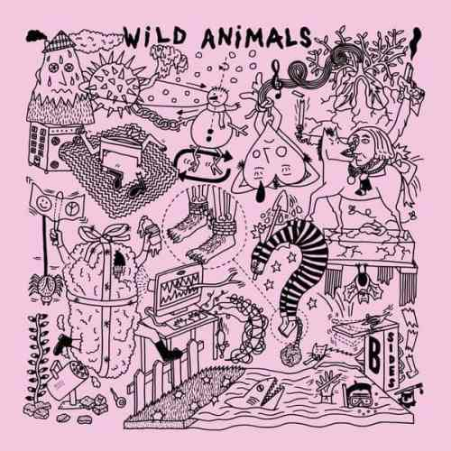 Wild Animals b-sides cover