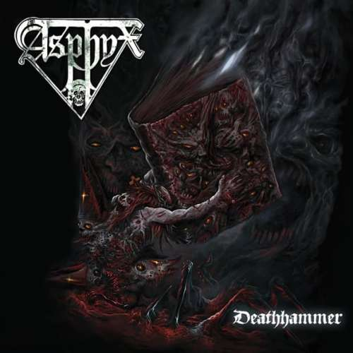 Asphyx Deathhammer Cover