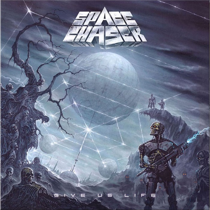 Space Chaser Give Us Life_white_GreenHell