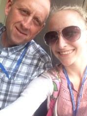 Missions conference: Just me and my dad