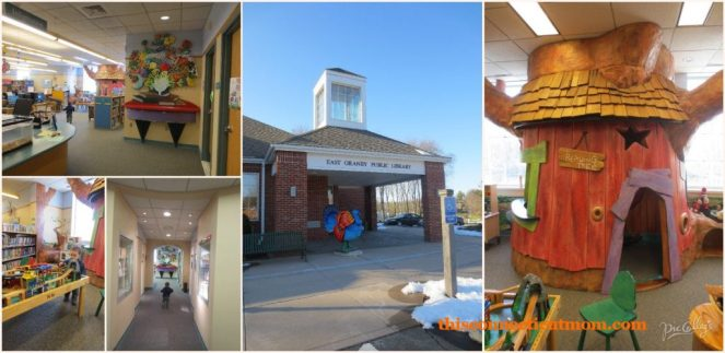 East Granby Collage