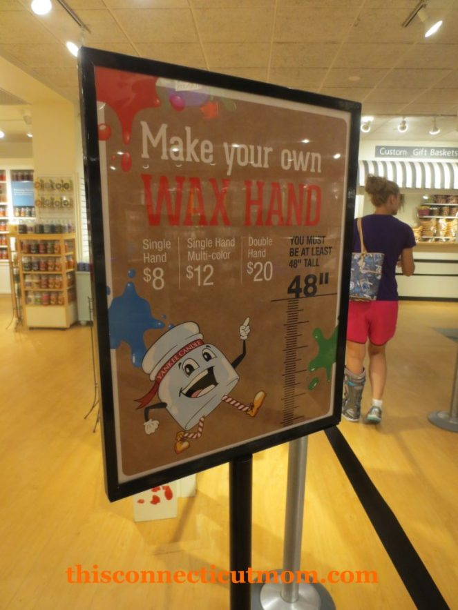 Yankee Candle- Activities