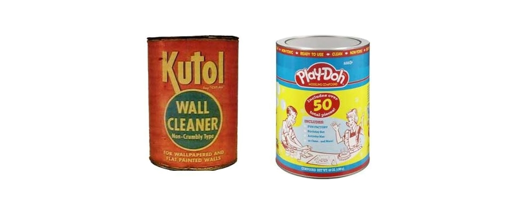 kutol play doh invented