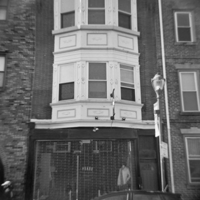 Black and White South Street