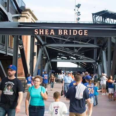 Shea Bridge at Citi Field