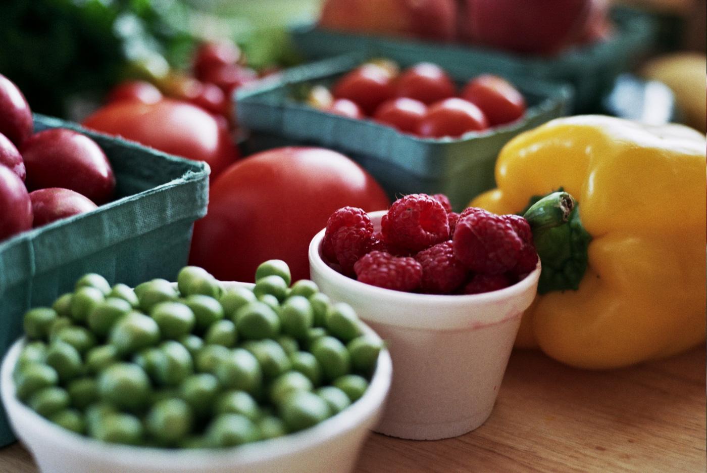 July 8, 2017 Farmers Market