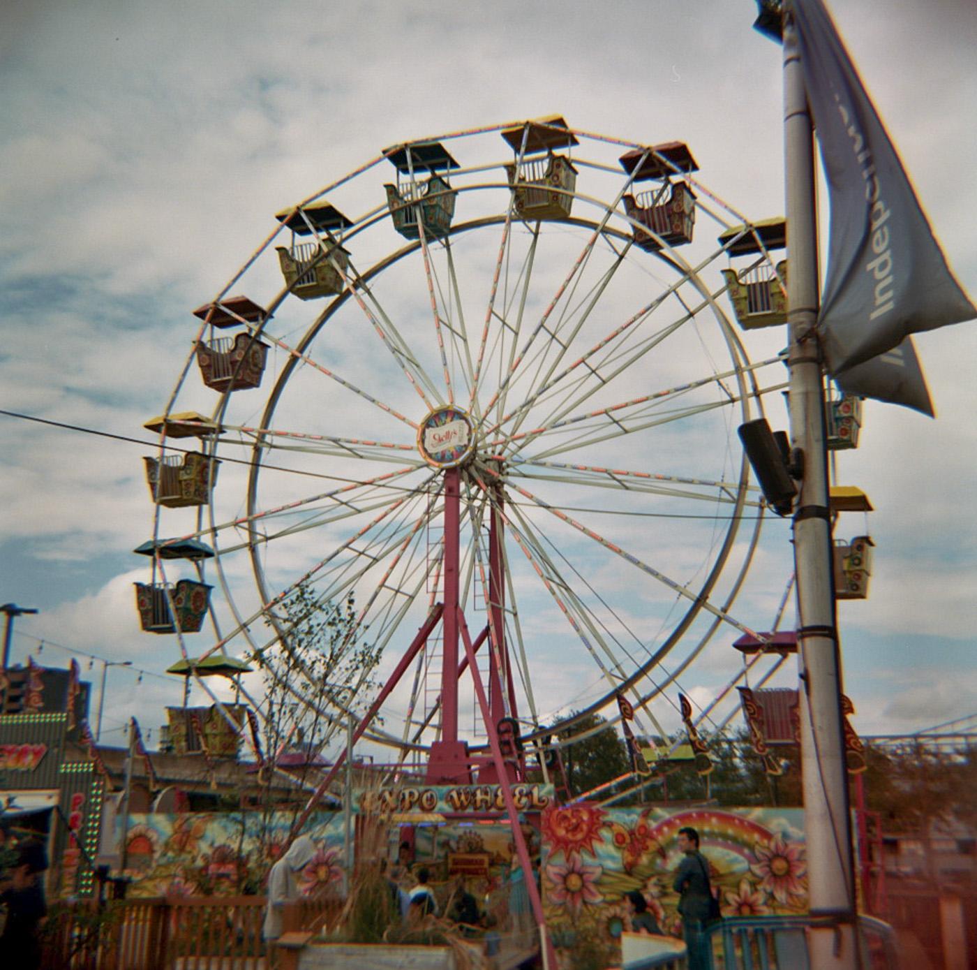 Ferris Wheel at Summerfest