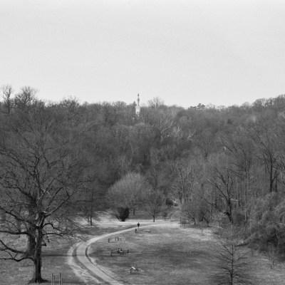 Part of Rock Creek Park