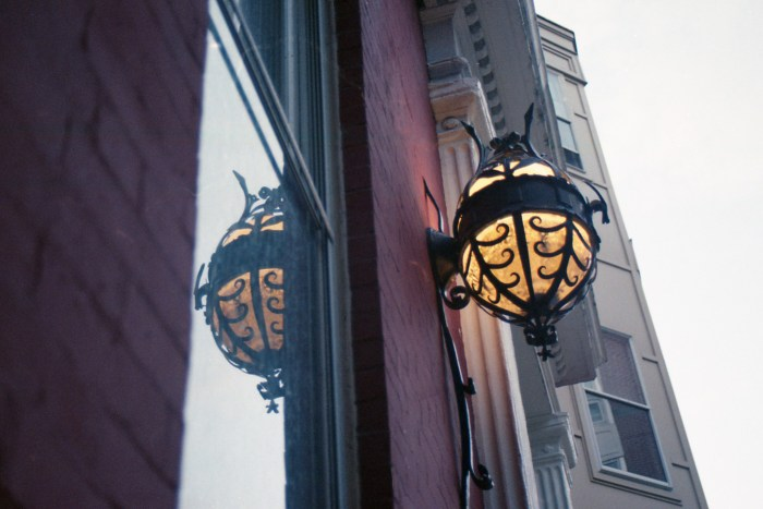 Lamp and Reflection