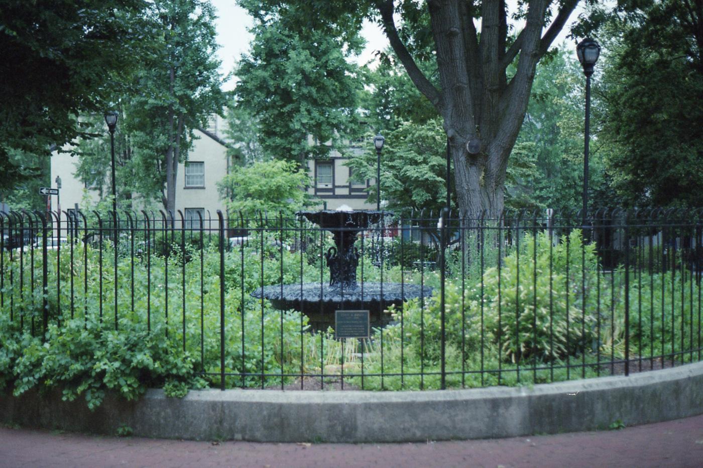 Fitler Square Fountain