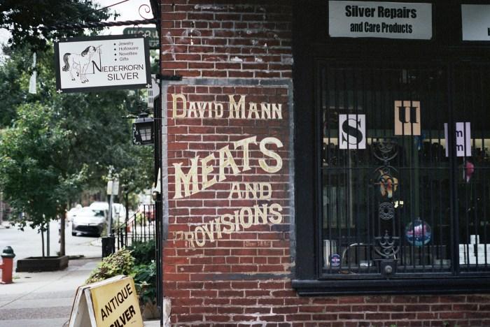 David Mann Meats and Provisions (aka Niederkorn Silver)