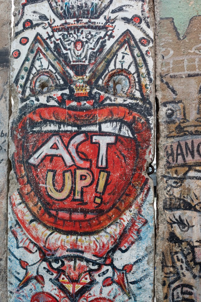 Berlin Wall at the Newseum