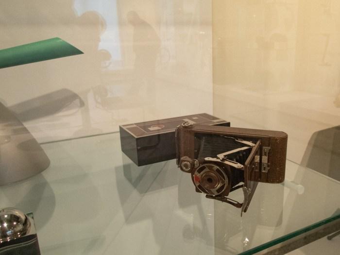 1930s Eastman Kodak Camera at the Montreal Museum of Fine Arts