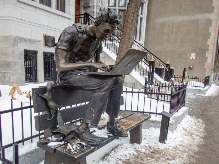 """The Student"" at McGill University"