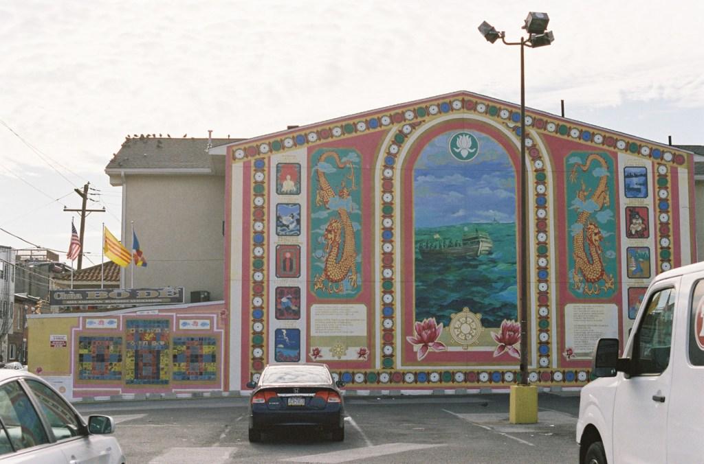 Chua Bo De Buddhist Temple