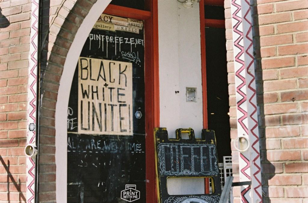 Black and White Unite!