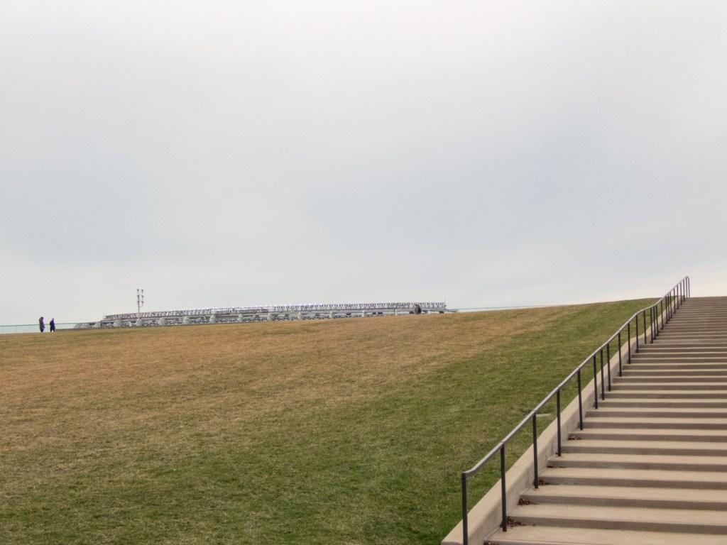 Top of First Energy Stadium