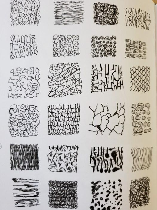 Texture Exercises