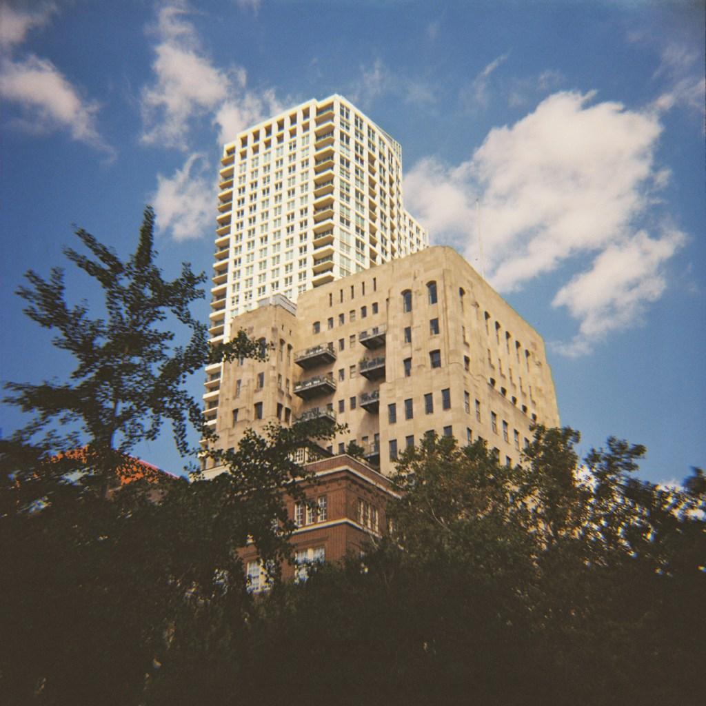 Buildings Near Washington Square