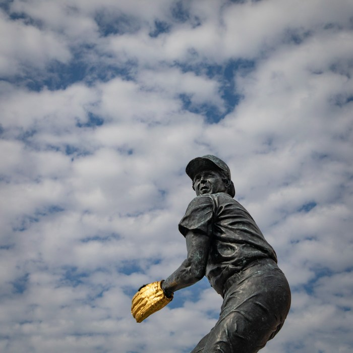Brooks Robinson Statue