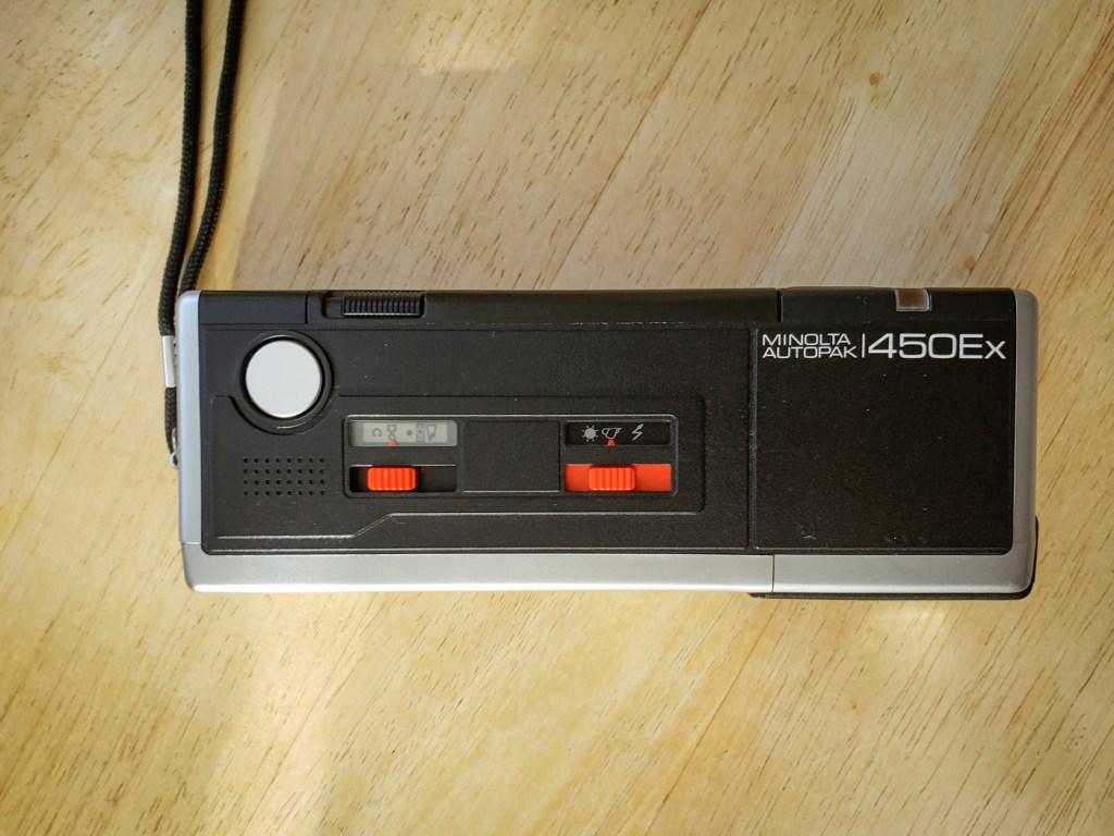 Minolta Autopak 450Ex