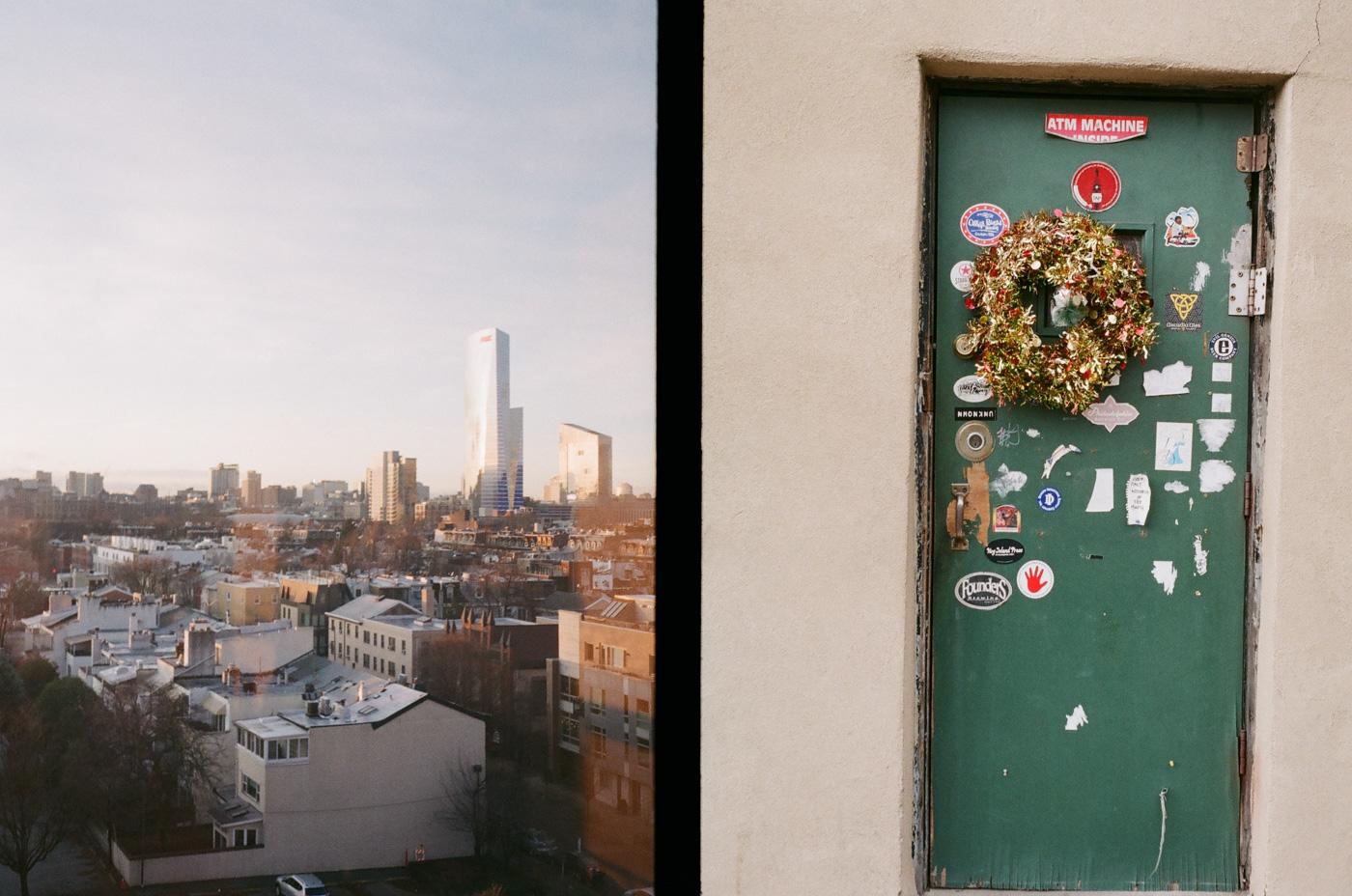 FMC Tower and Doobies at Christmas