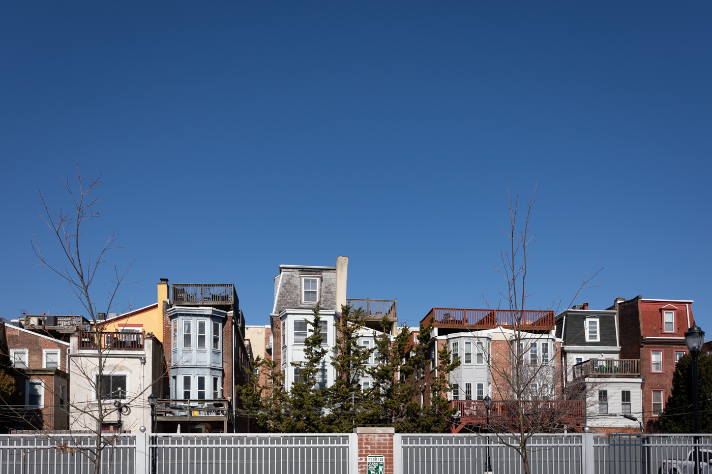 Fairmount Houses