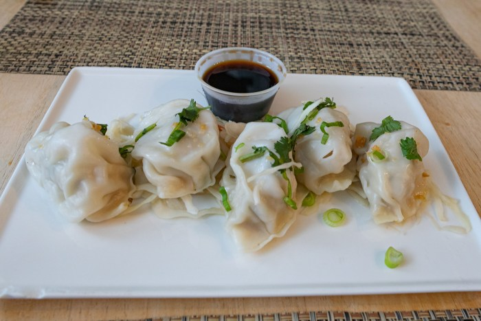 Dumplings from Sawatdee