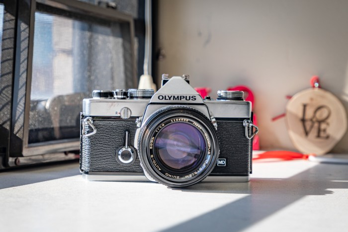 New Used Olympus Zuiko 50mm f/1.4 Lens for my OM-1