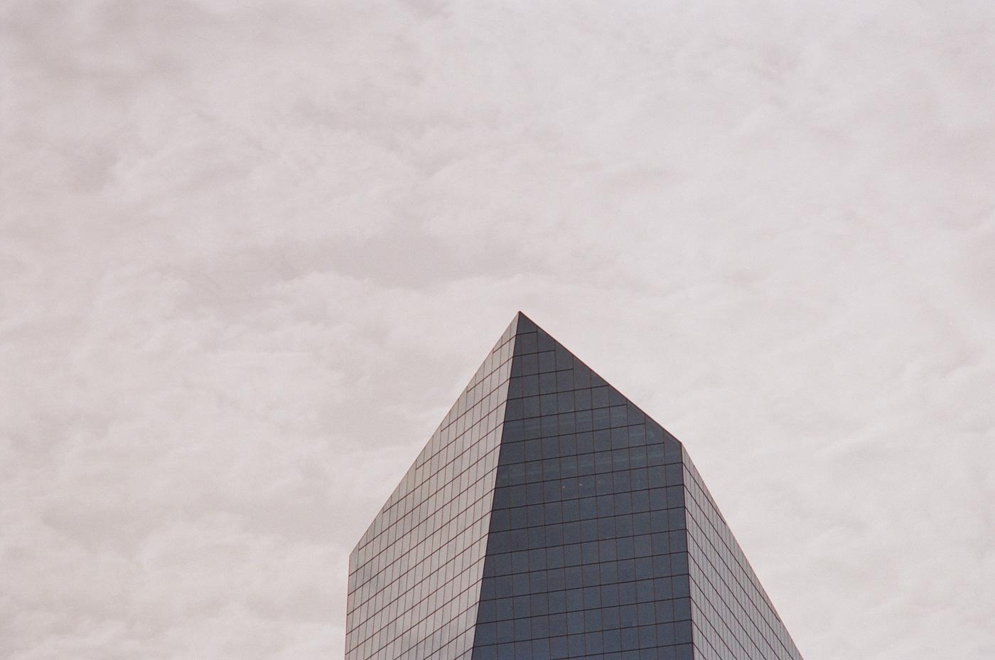 Top of the Cira Centre