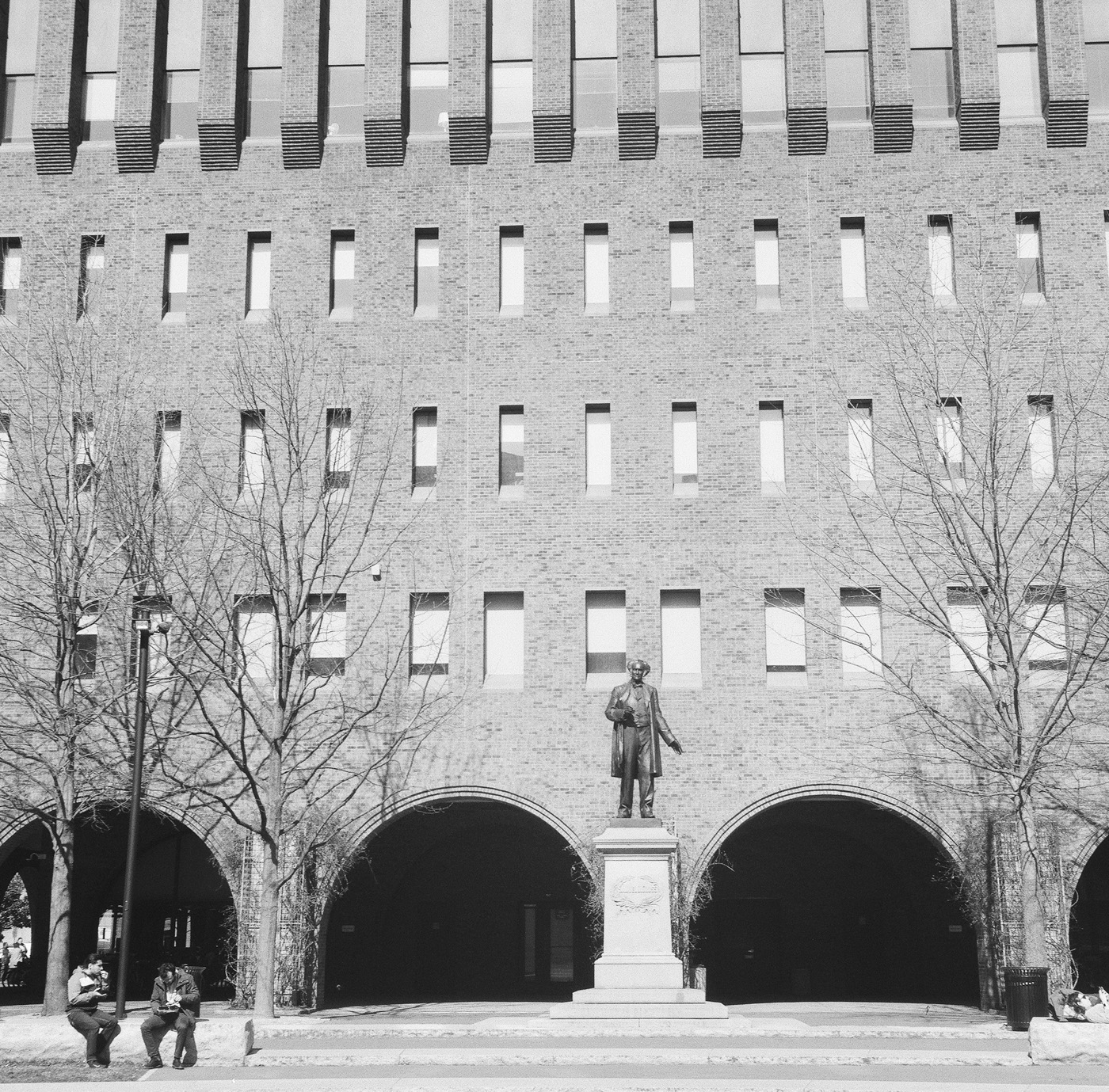 Scott Memorial Library