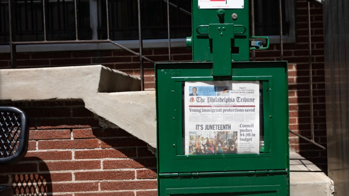 The Philadelphia Tribune: It's Juneteenth