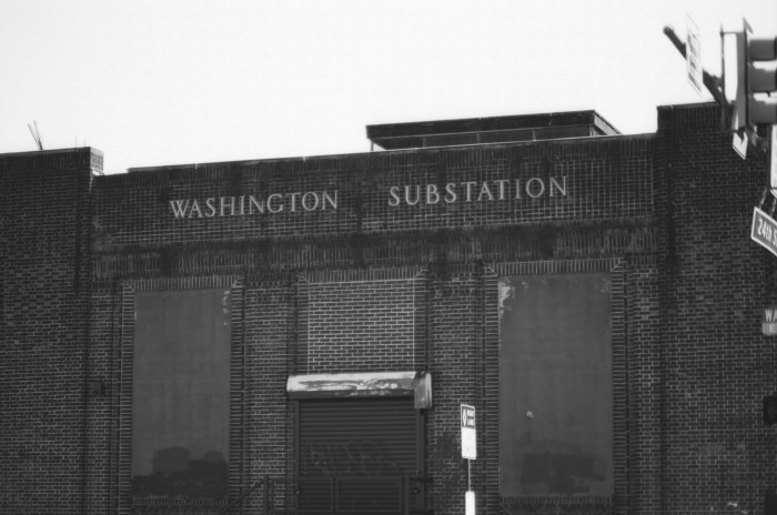 Washington Substation