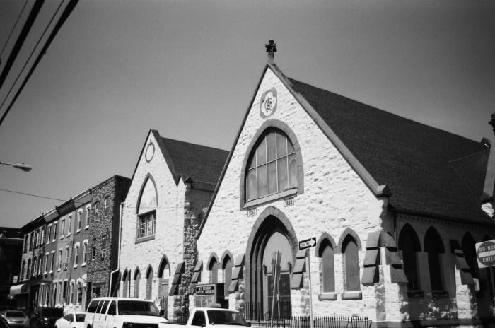 Mt Hebron Baptist Church