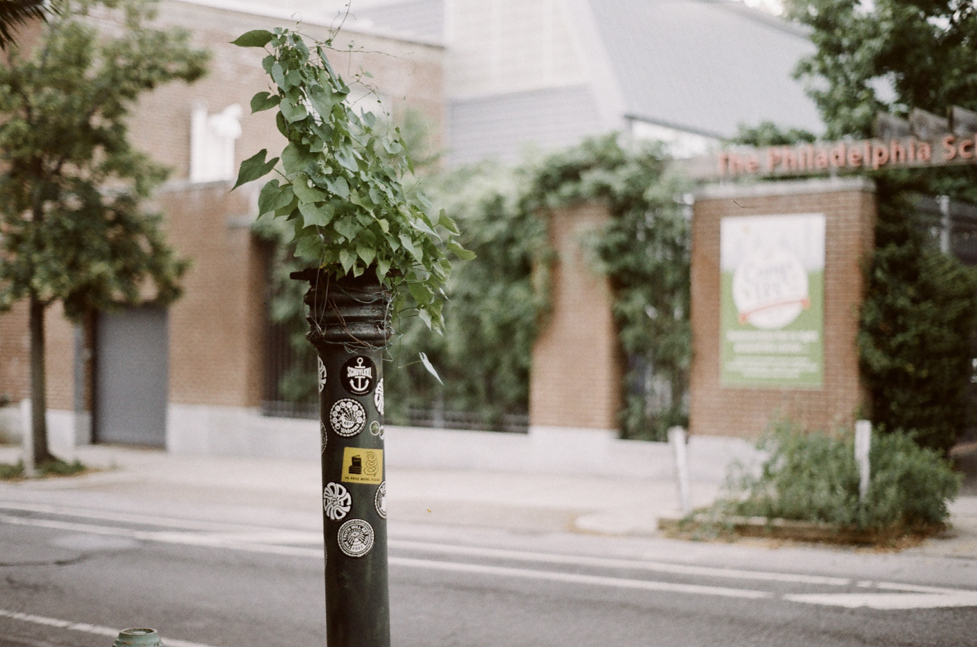 Decorated Post