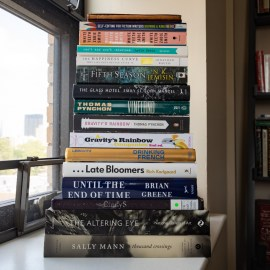 August 2020 Reading Update