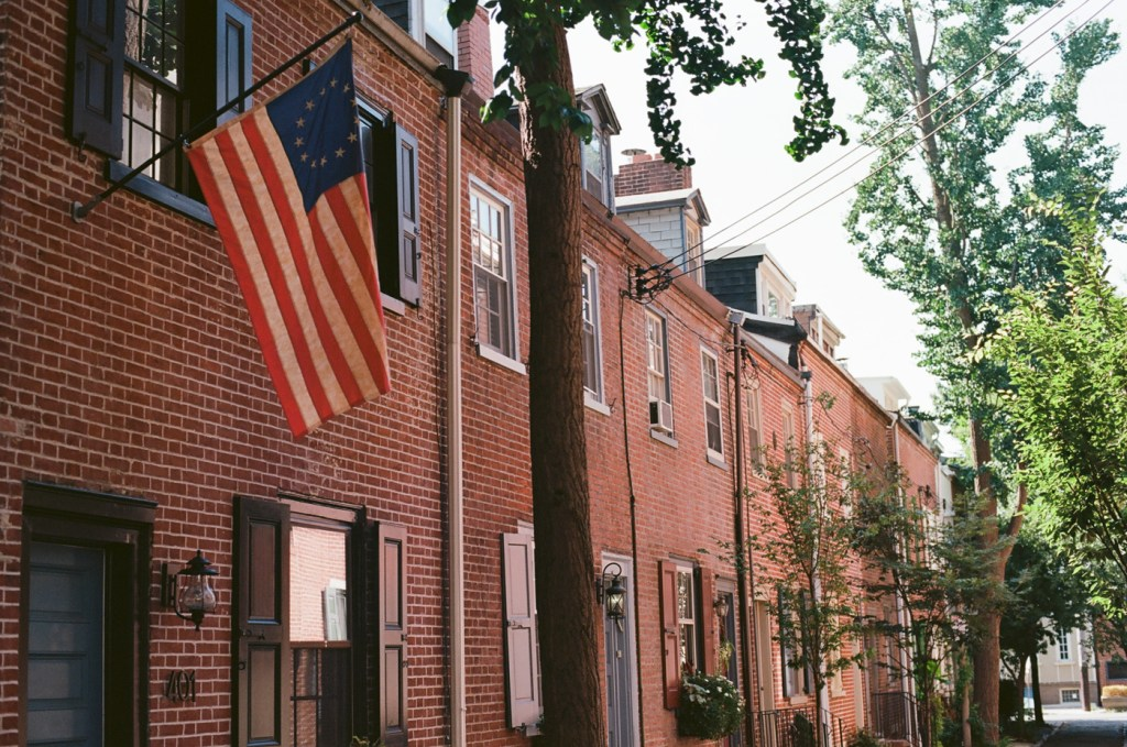 Philly Row Homes