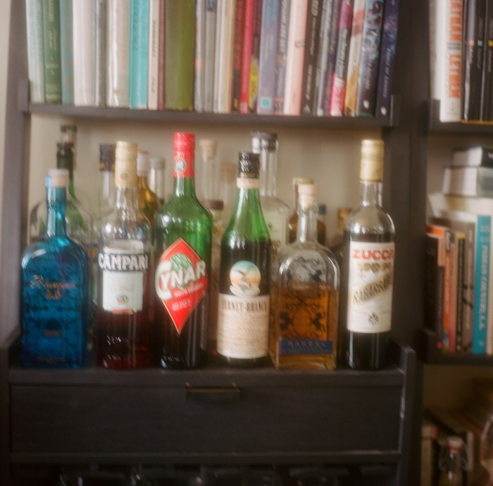 Booze and Books