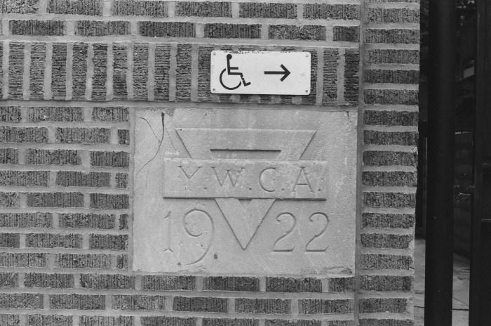 Y.W.C.A. 1922